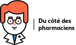 Pictogramme Pharmacien